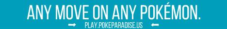 PokeParadise Pixelmon