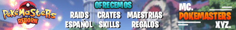 PokeMasters Reborn