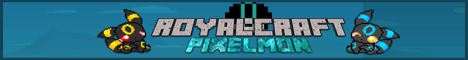 RoyalCraft Pixelmon