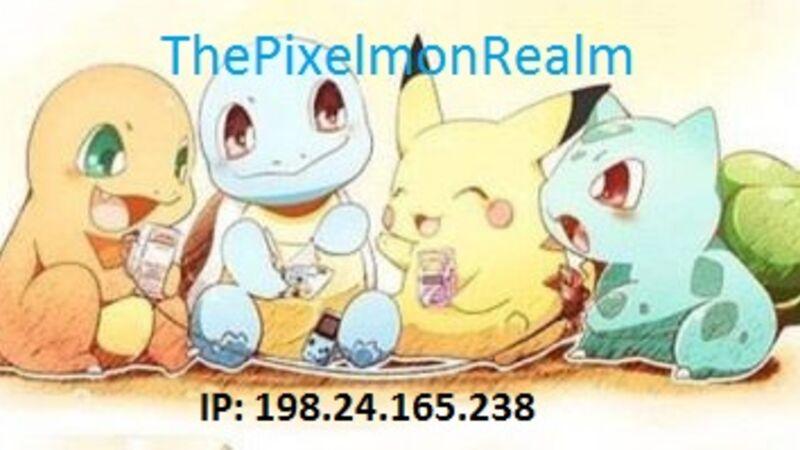 The Pixelmon Realm