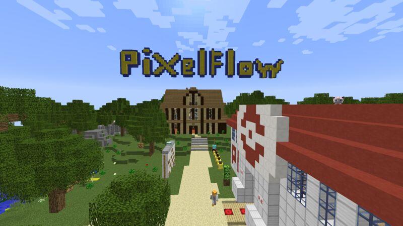 Pixelflow Spawn.