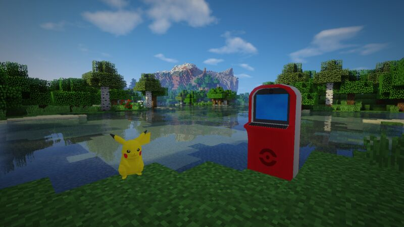 Pixelmon Adventure!