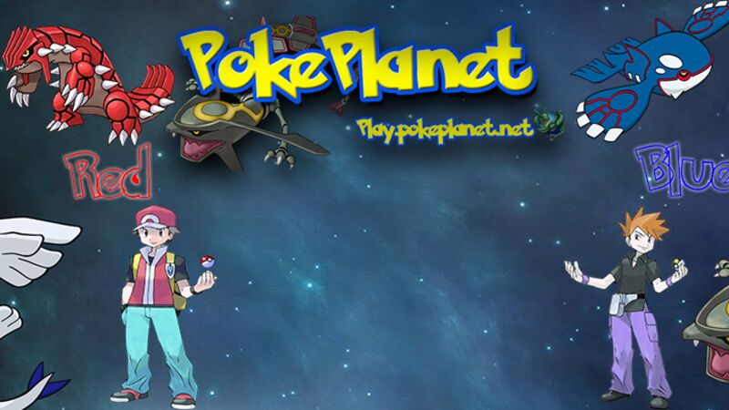PokePlanet Pixelmon Network