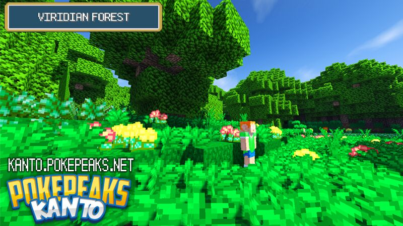 Viridian Forest