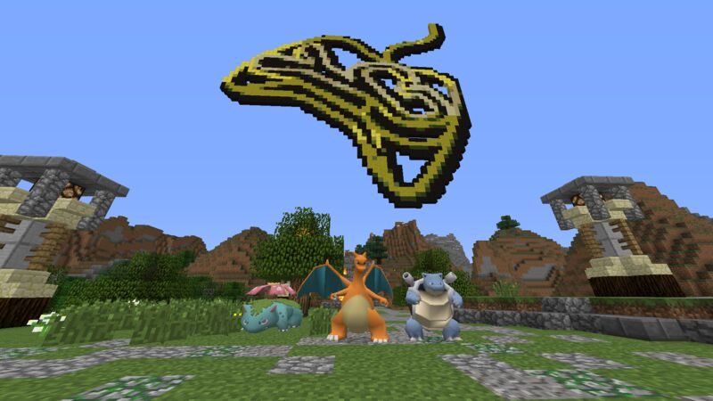 All start Pokemon on Spawn!