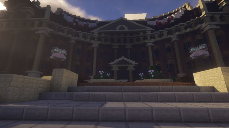 The Spawn Building