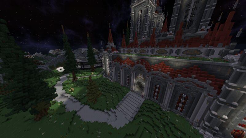 Elite 4 Castle