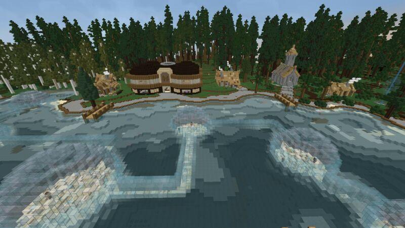 Town : Lakeside
