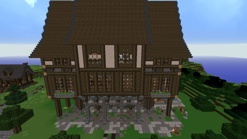 AmethystWings' Guild Hall