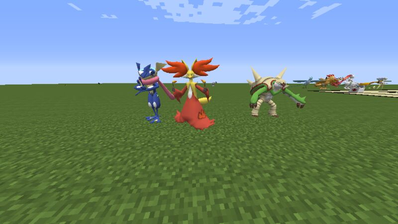 POKEMON OF 1.10!