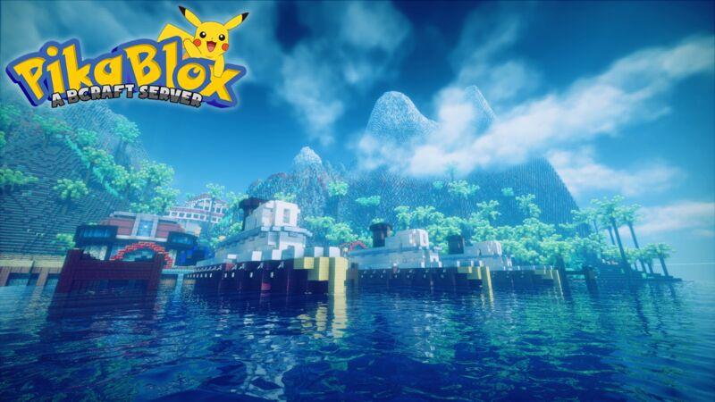 Malia Island Docks