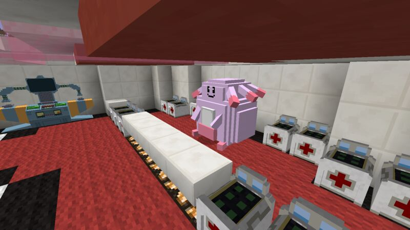 Healing Station