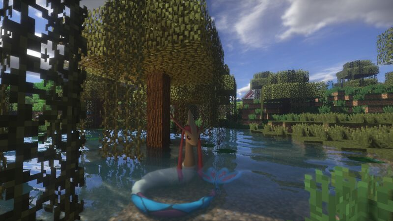 Beautifull version of pixelmon
