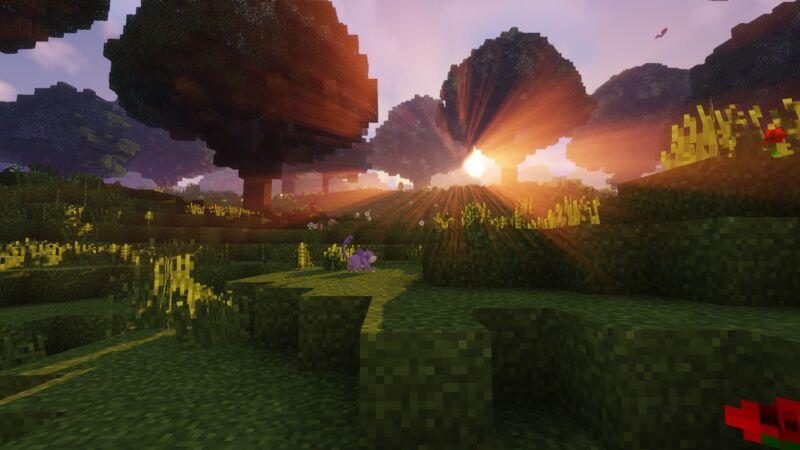 Pixelmon Forest