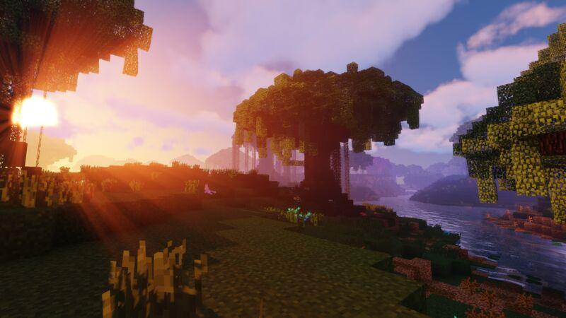 Pixelmon Swamp