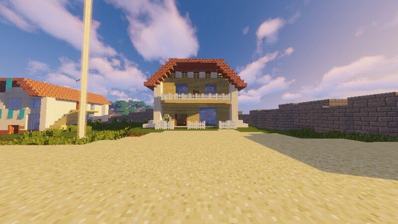 Spawn house
