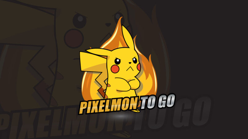 Pixelmon To Go