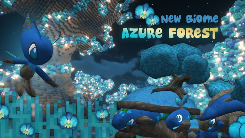 Azure Forest Quest Line